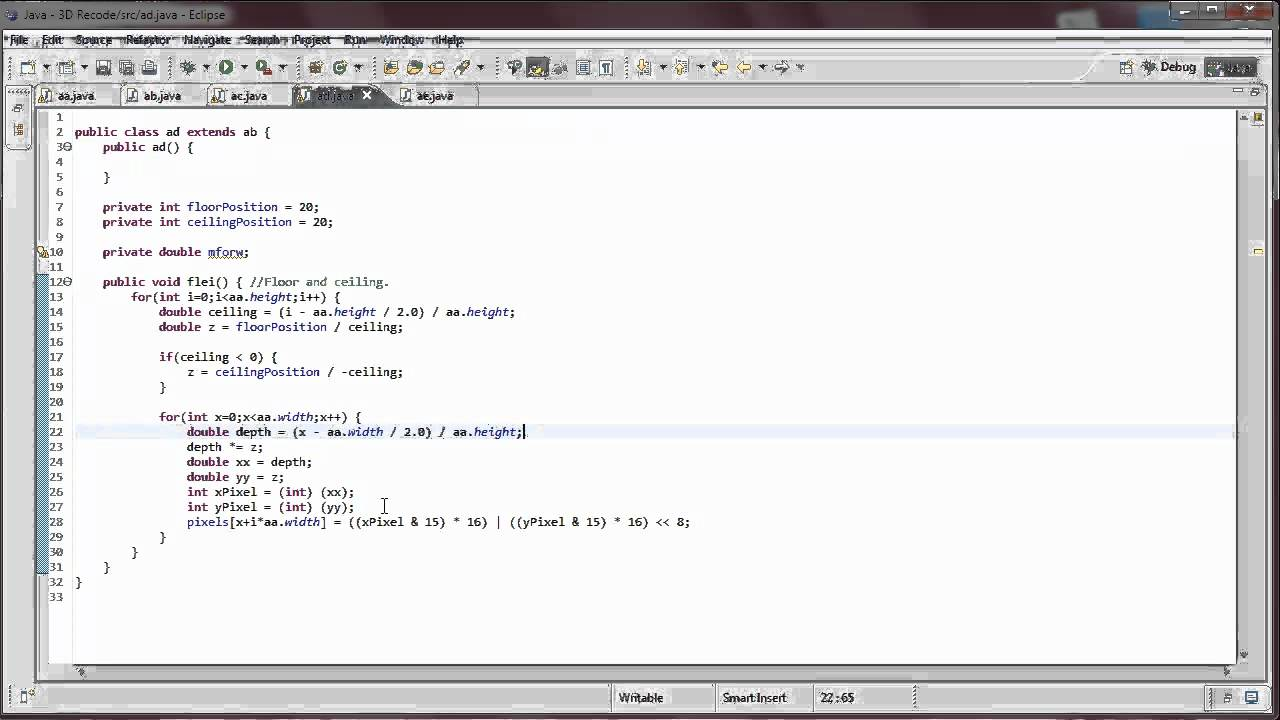 java 3d game tutorial