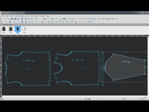 gerber pattern making tutorial
