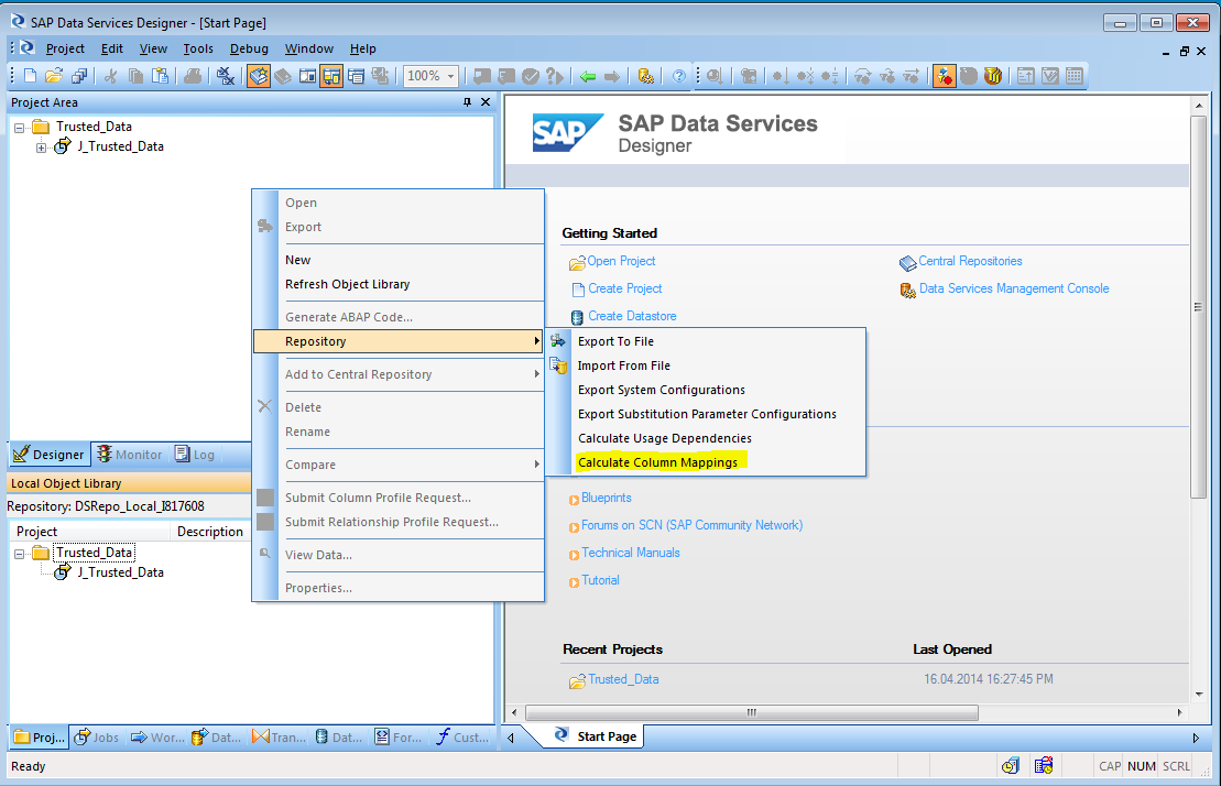 sap bods 4.2 tutorial pdf
