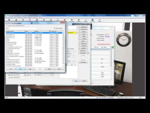 dentrix dental software tutorial