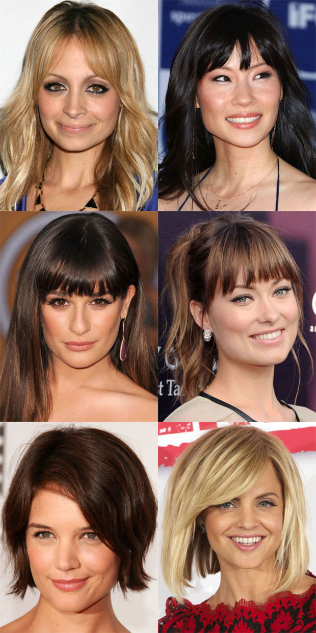 v shape hair cut tutorial