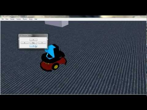 microsoft robotics developer studio 4 tutorial