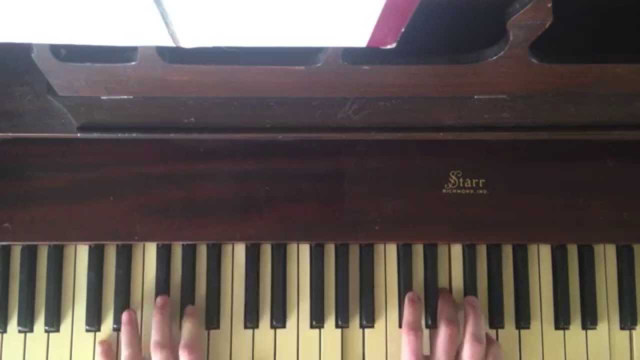 gracious tempest piano tutorial