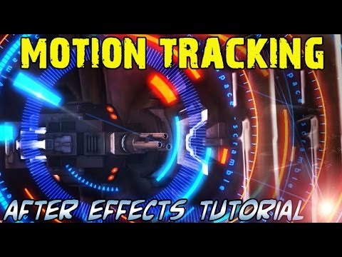 after effects motion tracking tutorial