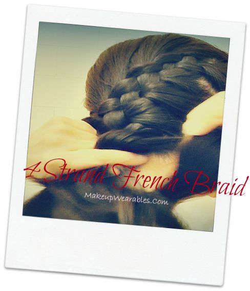 how to braid your own hair tutorial