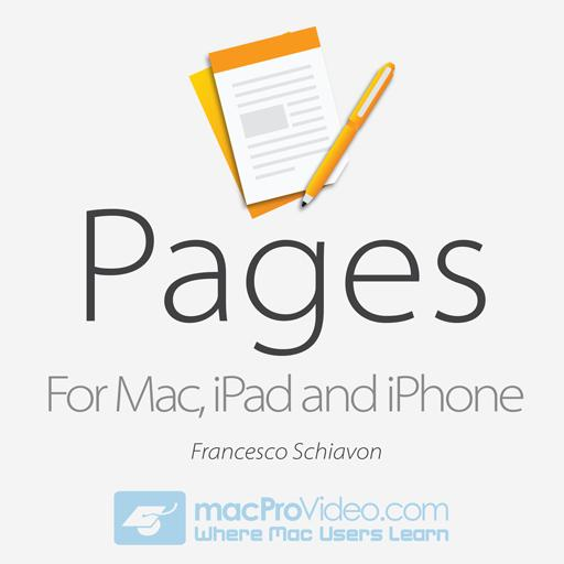 pages for mac tutorial