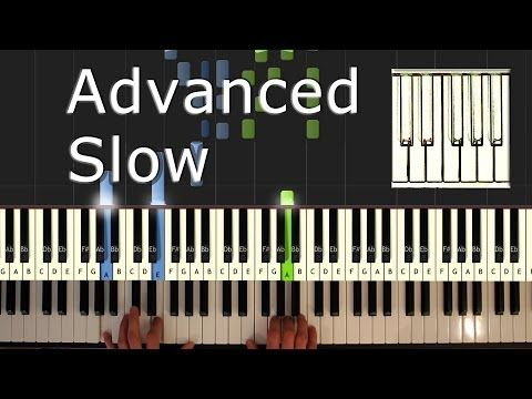 love story piano tutorial
