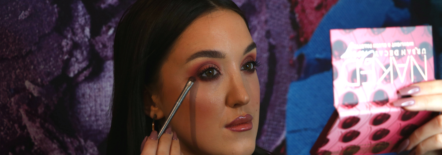urban decay 3 makeup tutorial