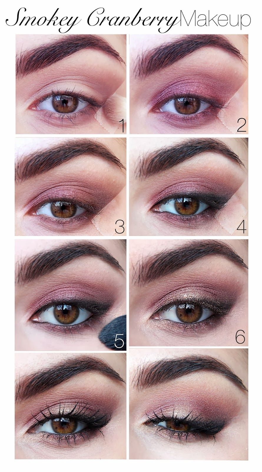 pretty eye makeup tutorial