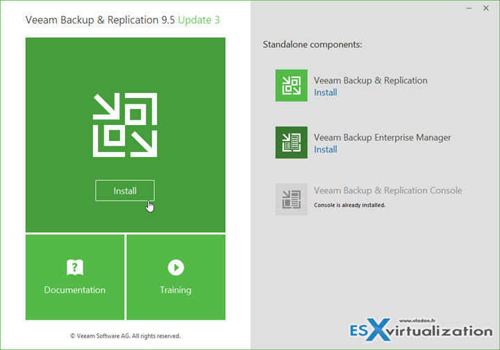 veeam backup and replication 9 tutorial