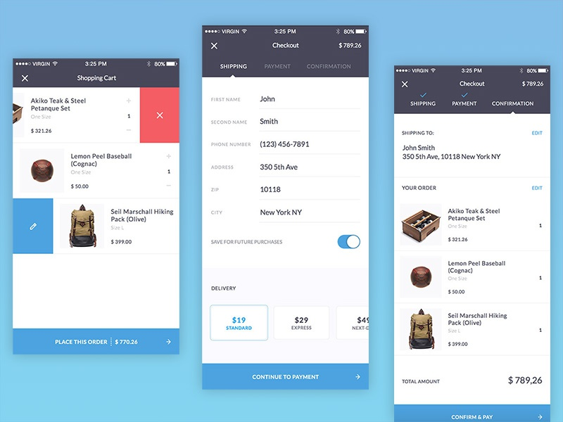 ios ecommerce app tutorial