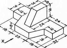isometric drawing procedures autocad tutorial
