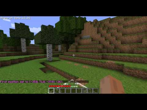 minecraft tutorial world download