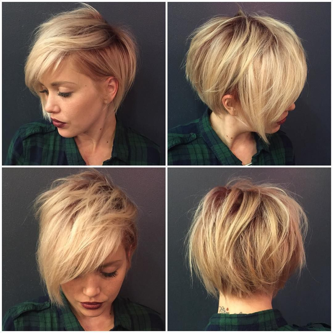 short hair cut tutorial